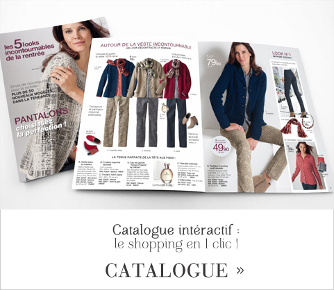 Catalogue interactif - Le shopping en 1 clic