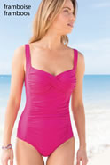 Maillot de bain uni Perfect Body by Damart®