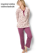 Pyjama manches longues Thermolactyl®