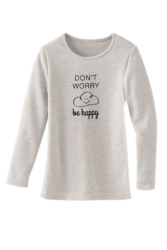 "T-shirts enfants Thermolactyl® ""nuage"""